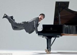 Lang Lang on Piano